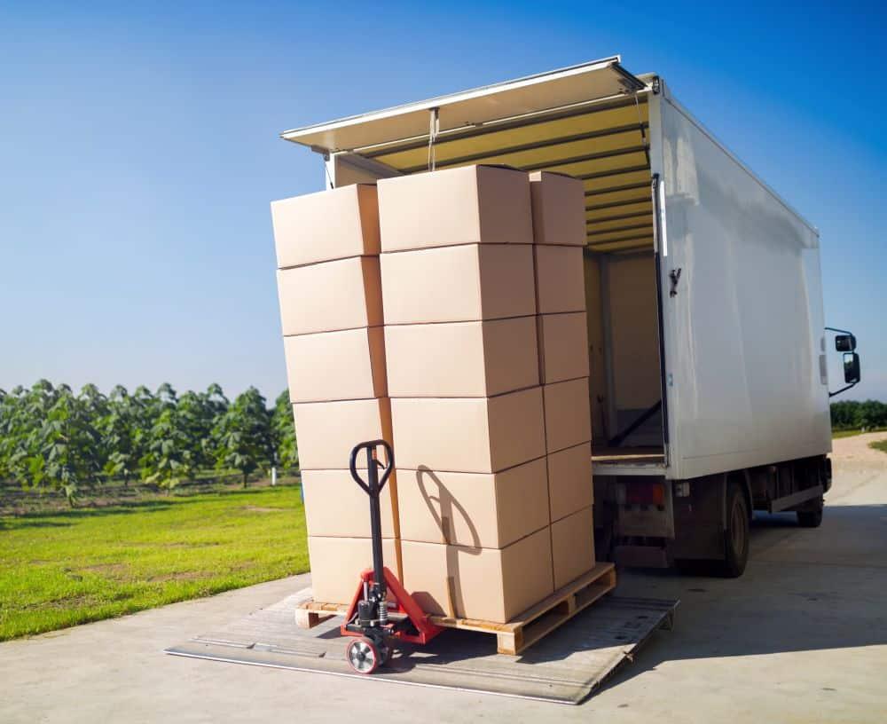 przewóz i transport towarów Koszalin