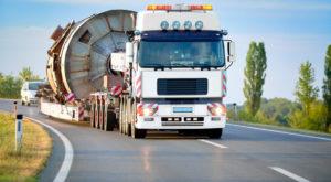 transport ponadgabarytowy TSL NORDIC